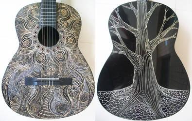 Arte na Viola - My Acoustic Guitar