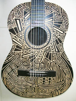Arte na Viola - Acoustic Guitar From My Friend