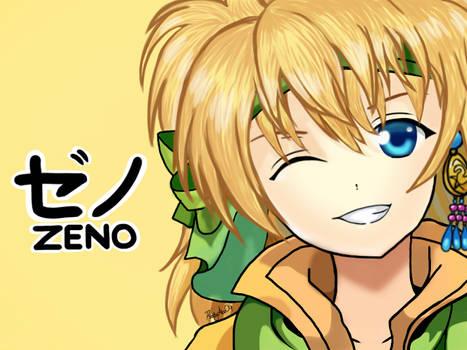 Zeno, The Yellow Dragon