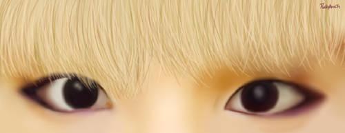 BTS Eyes (Yoongi)