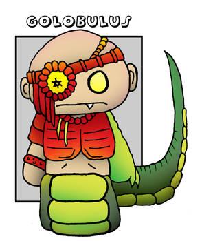 Lil' Plusher Golobulus