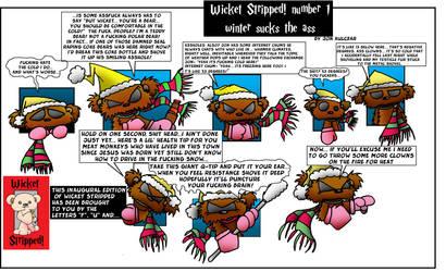 Wicket Stripped 1