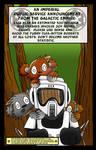 Speeder Biker PSA poster