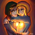 .:Love:.   Redraw by maakurika