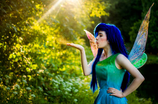 Sprinkle me with Pixie Dust!