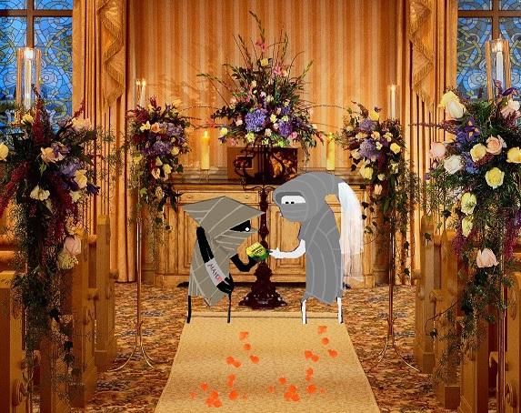 Homestuck wedding