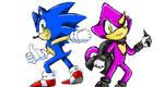 Collab- Sonic and Espio