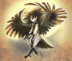 Eileen's Wings by StoryBirdArtist