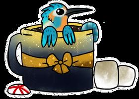 Cozy Cocoa - Nix by StoryBirdArtist