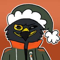 Santa PFP - HYPP by StoryBirdArtist