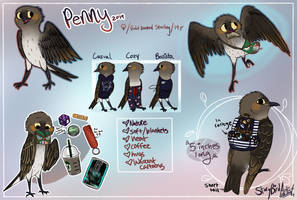 Penny 2019 by StoryBirdArtist
