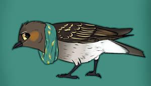 Squea Scarf by StoryBirdArtist