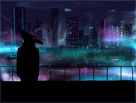 Night in the Sci-fi