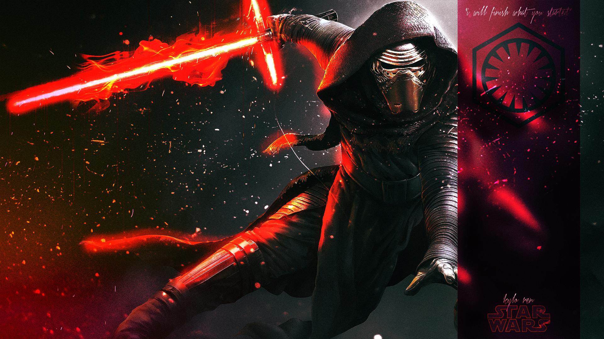 Kylo Ren Star Wars By Thunex On Deviantart