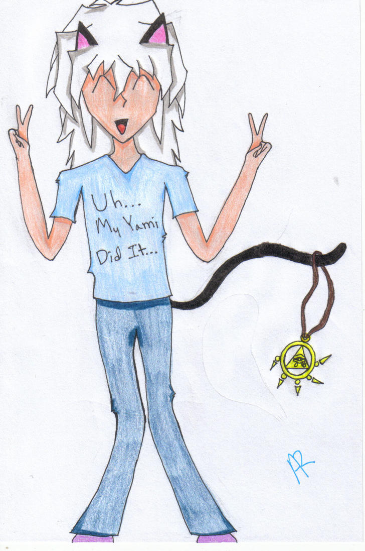Bakura Request by pharaohatemuYouTube