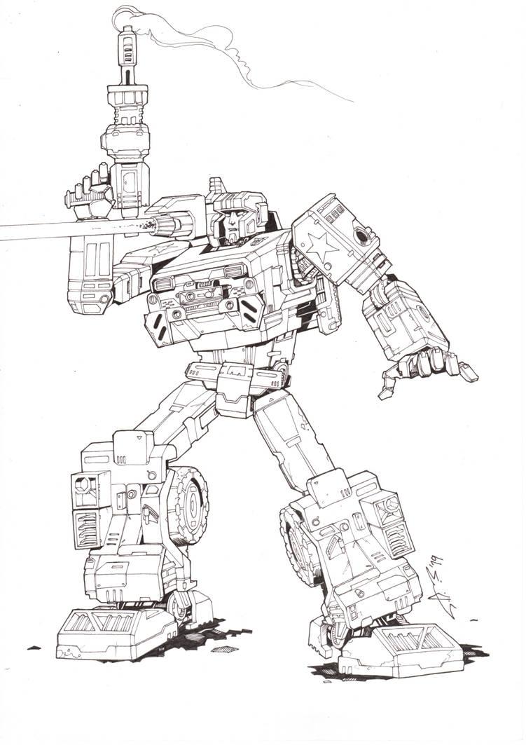 Siege Hound by MisterJazzz