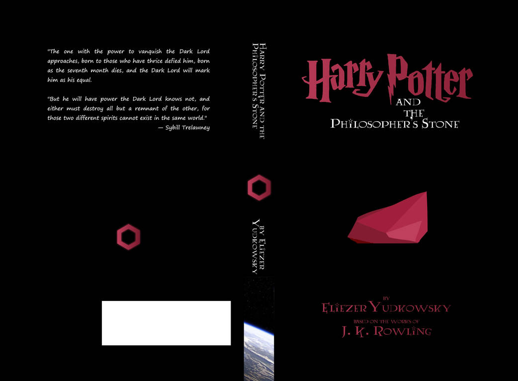 HPMOR Book 6 - The Philosopher's Stone by 3mptylord