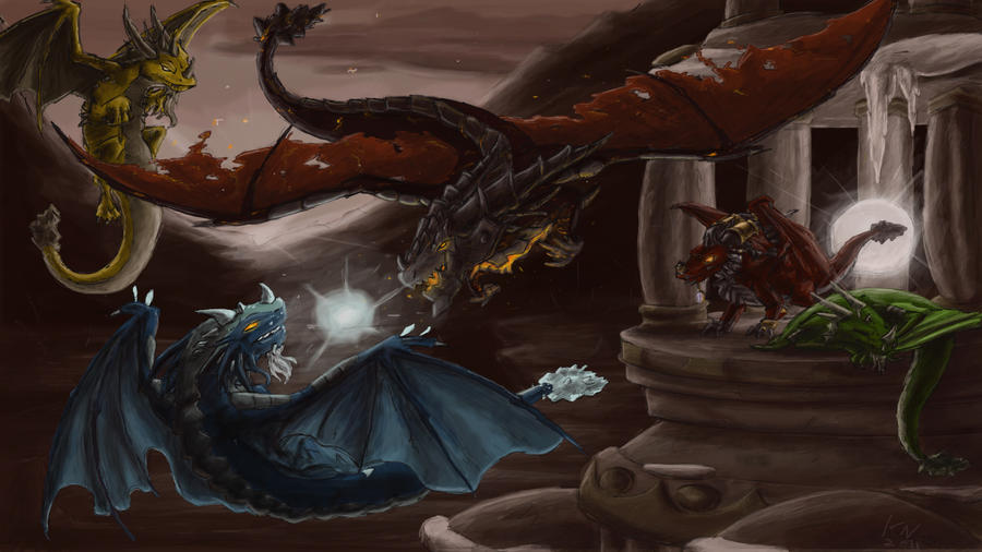 Artistic Aspects : Aspects of azeroth by killishandra on deviantart