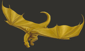 Golden Queen of pern by Killishandra