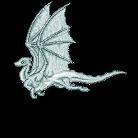 Ruth dragon of pern- sprite by Killishandra