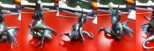 Flight Rising Contest: Fae dragon *painted entry 2 by Killishandra