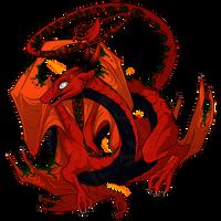 Iskierka Skin Spiral F Dragon by Killishandra