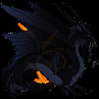 Temeraire Skin Imperial M Dragon by Killishandra