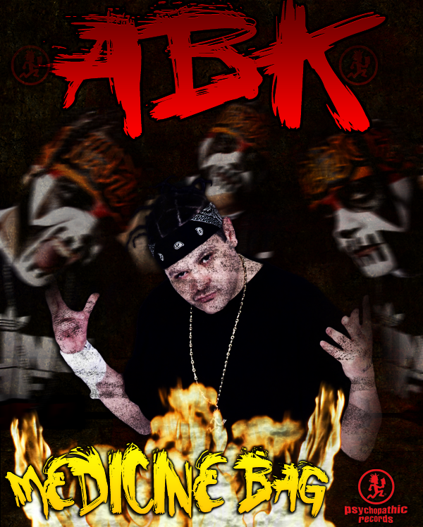 Anybody Killa* ABK - Halloween 2006 (Black)