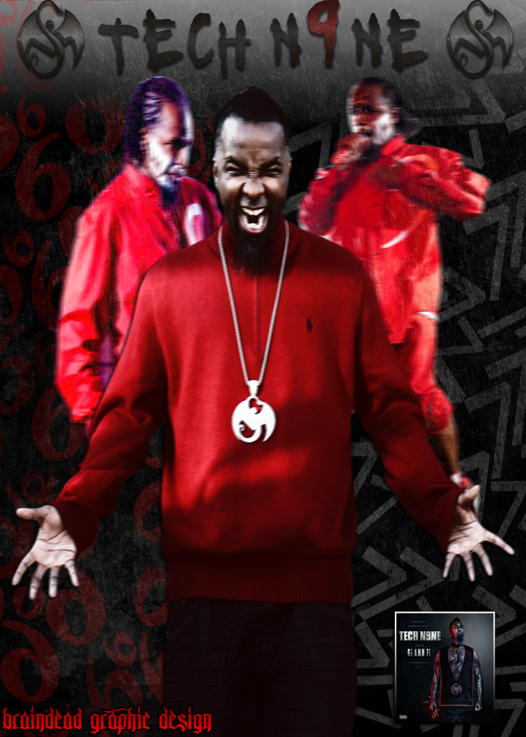 Tech N9ne All 6s And 7s By RealUnderground617