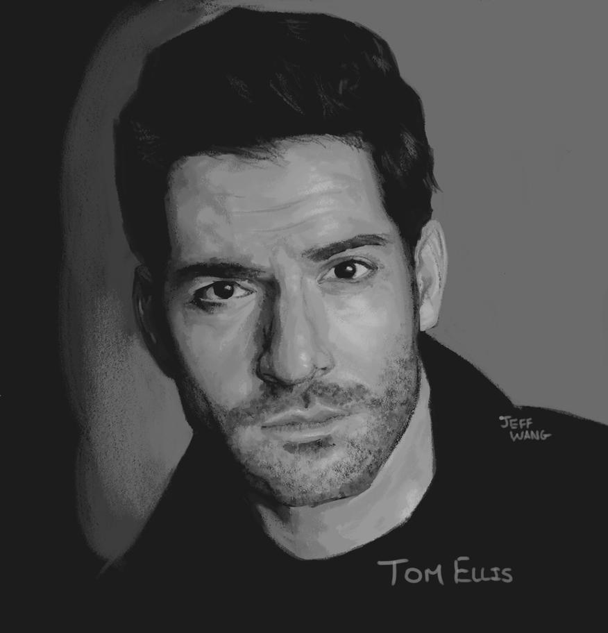 New Videos And Picture Of Tom Ellis: Tom Ellis By Azalea23 On DeviantArt