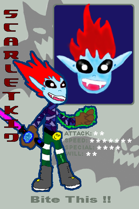 Scarletkid's Profile Picture