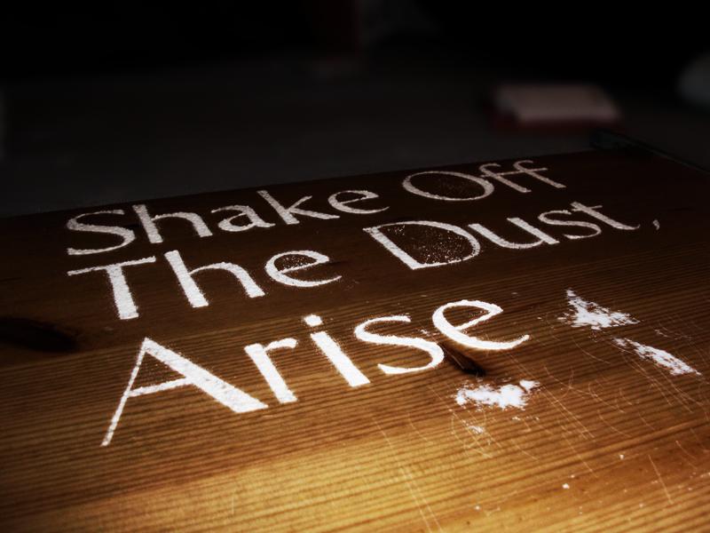 Shake It Off by CC-JAB