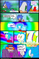 THE COLOURS SONIC, THE COLOURS by TheKKM