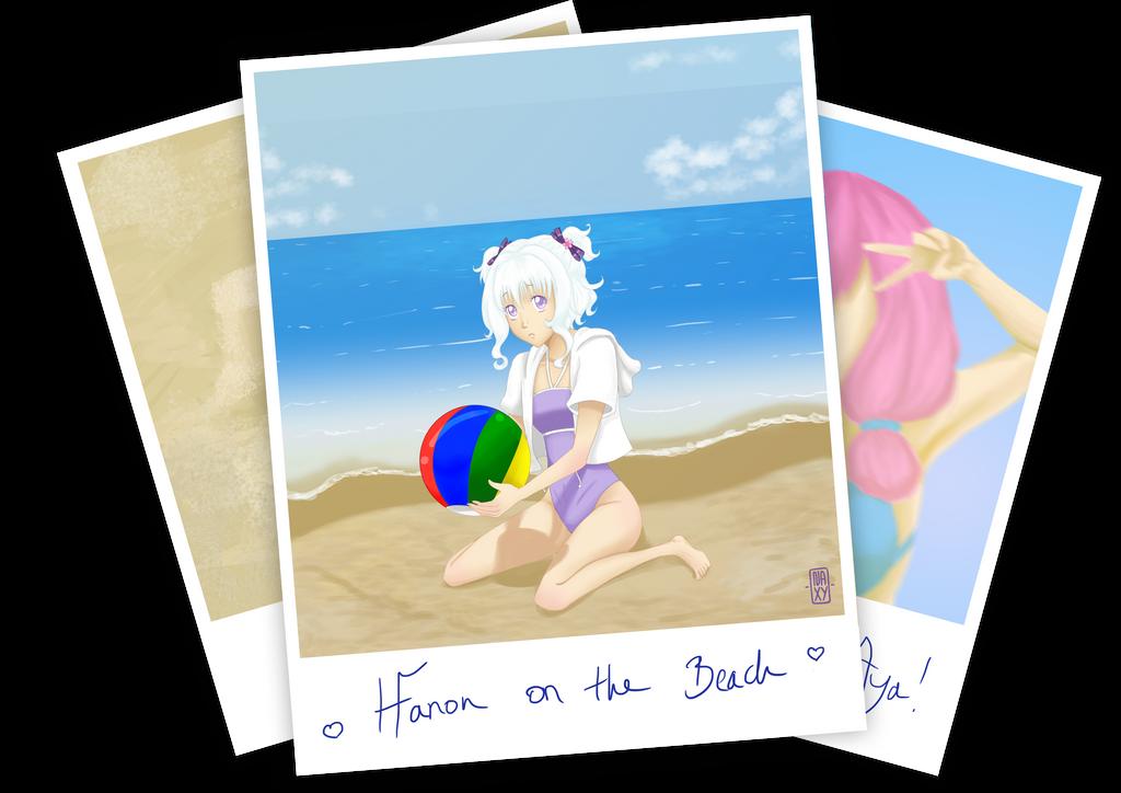 [Contest] Kanami Summer 2016 by Naxy-ah