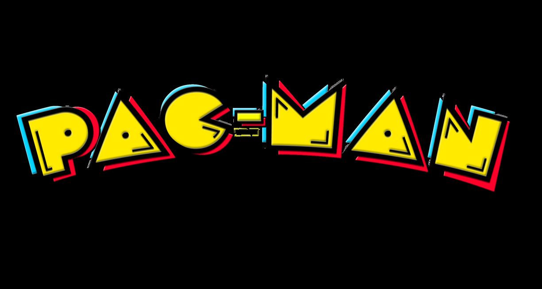 pacman logo - photo #1