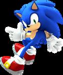 Sonic Test (new cycles lighting setup)