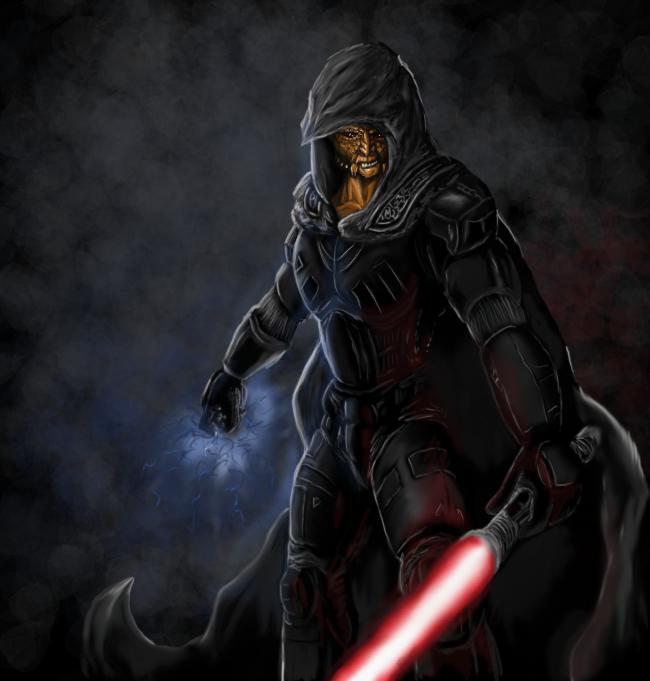 Jedi Wallpaper: Dark Jedi By DJSUTH6 On DeviantArt