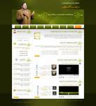 Personal Islamic Website