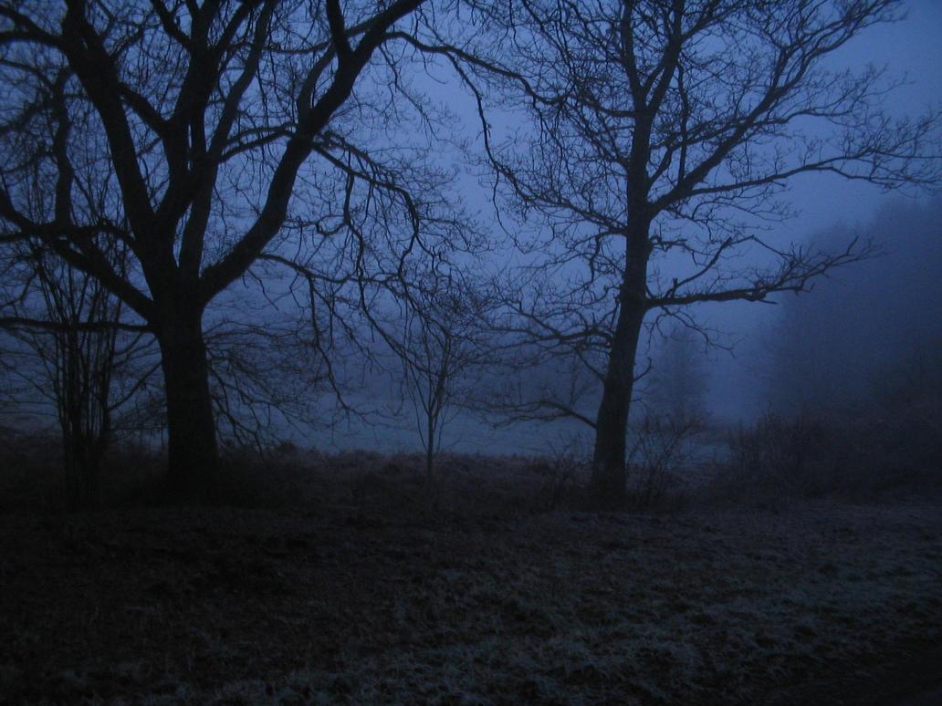 Dark landscape by Oz34n on deviantART