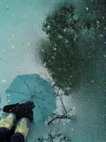 listen to each drop of rain by shadowinthemyst
