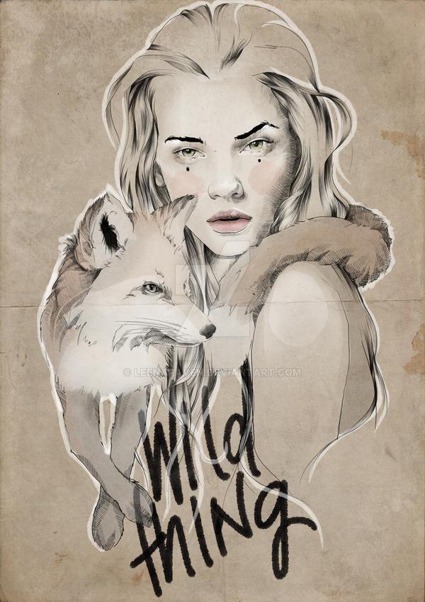 Wild Thing by leenaraven