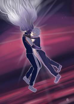 [secret valentine] flying throught the sunset
