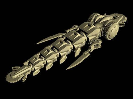 Scissor Blade 2