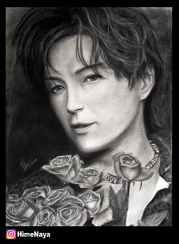 Gackt Portrait