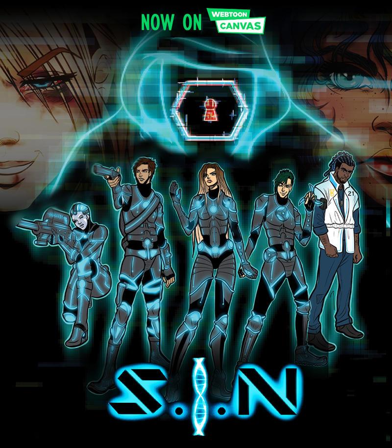 S.I.N [Now on Webtoon]