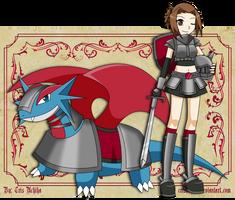 :PA: Dragon Knight by iCrisUchiha