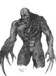 Resident Evil Zero: Proto-Tyrant