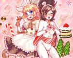 Vocaloid Secret Santa 2015 - Sweet Magic