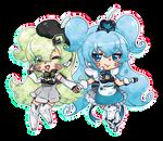 Macne Sisters [Secret Santa Gift]