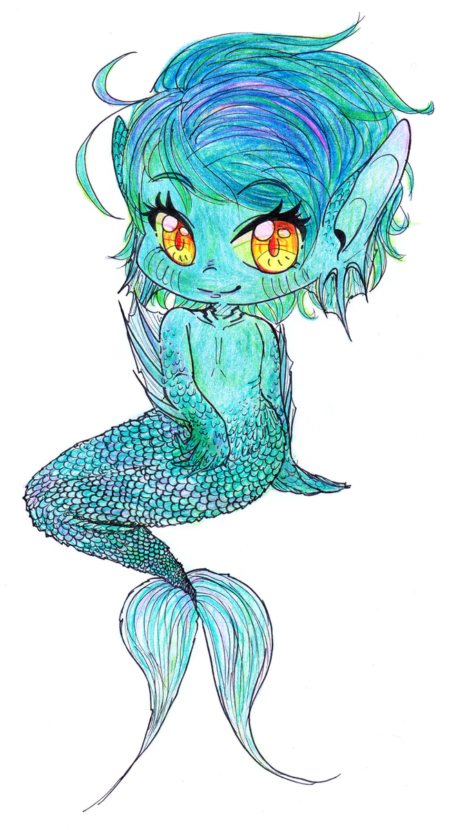 The only MerMay you'll get by xPiko-Chanx